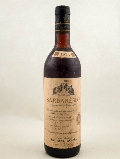 Bruno Giacosa - Barbaresco 1976