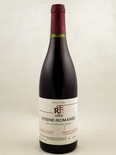 René Engel - Vosne Romanée 1992
