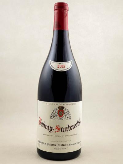 "Matrot - Volnay 1er cru ""Santenots"" 2015 MAGNUM"