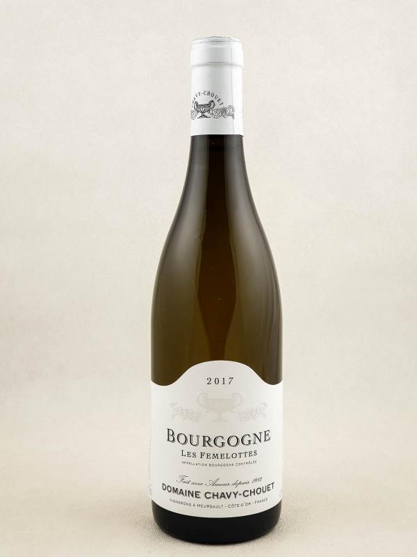 "Chavy Chouet - Bourgogne ""Les Femelottes"" 2017"