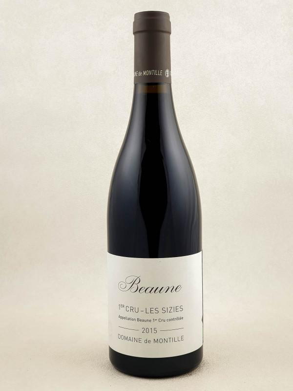 "De Montille - Beaune 1er cru ""Sizies"" 2015"