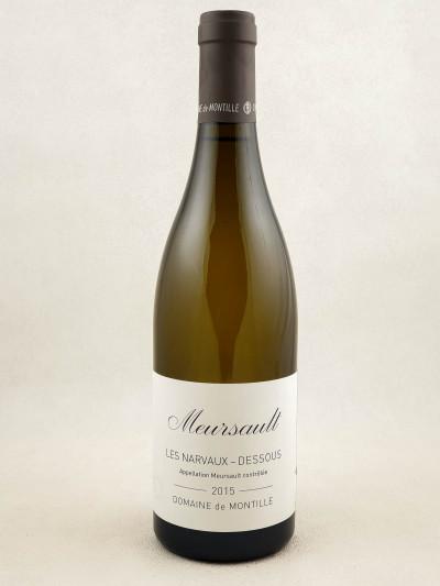 """De Montille - Meursault """"Narvaux Dessous"""" 2015"""