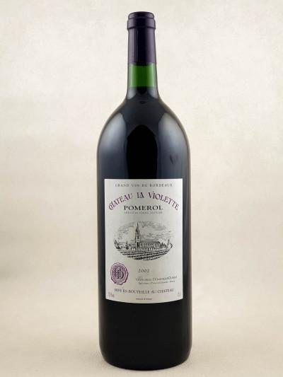 La Violette - Pomerol 2002 MAGNUM
