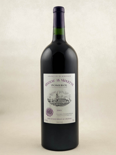 La Violette - Pomerol 2003 MAGNUM