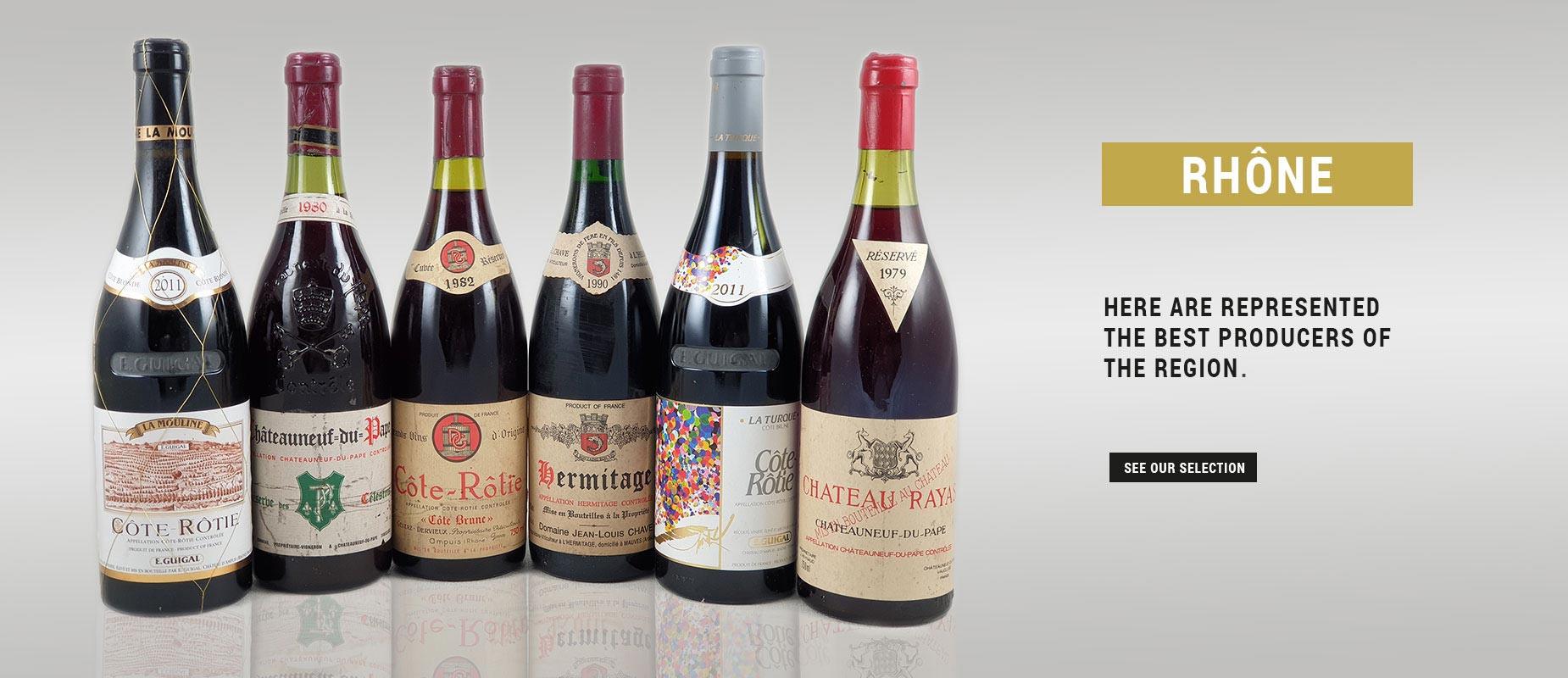 Wines of Rhône