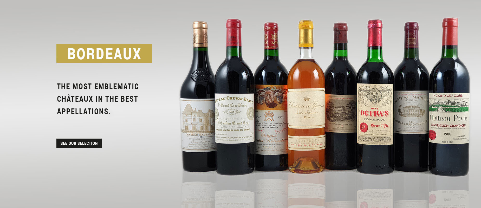 Wines of Bordeaux