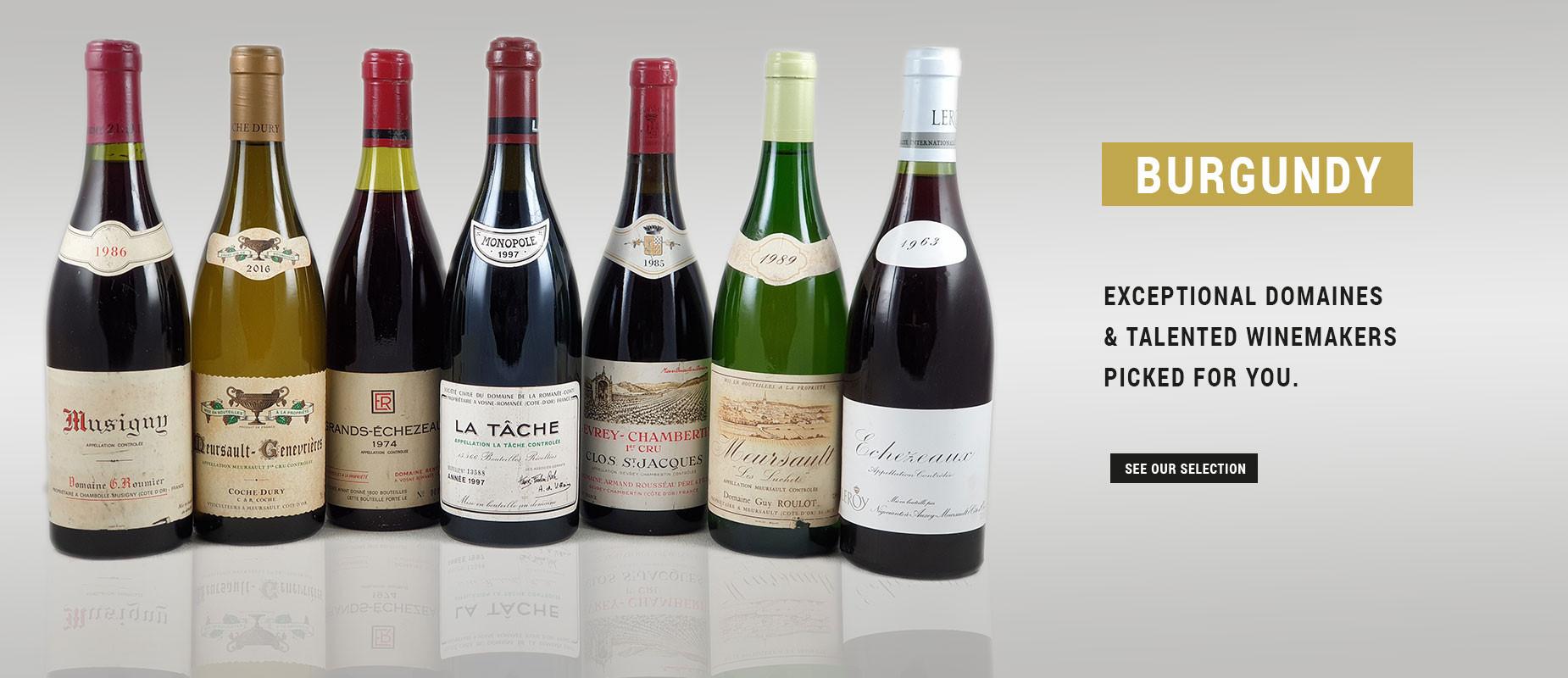 Wines of Burgundy